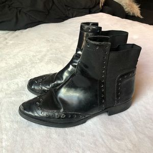 Vintage Zara Chelsea Boots
